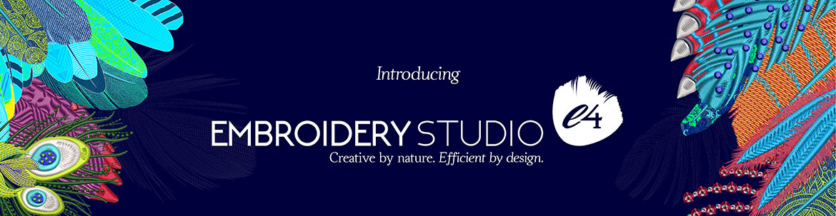 Introducing Embroidery Studio